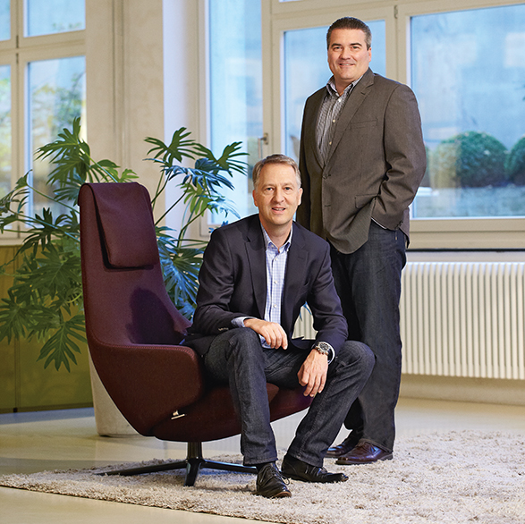 Active Brokers - Markus Jenni und Roland Hofer